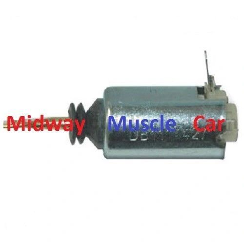 cowl induction hood solenoid 69 Chevy Camaro 70 71 72 Pontiac Trans Am Firebird