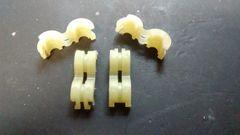 64-74 spark plug wire grommet MOPAR 383 440 318 426 330 gtx dodge coronet cuda