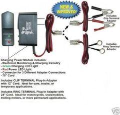 Battery Butler®12V CORVETTE BATTERY STORAGE FLOAT MAINTENANCE CHARGER TENDER