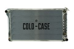 68-72 GM A-Body Aluminum Radiator Manual Transmission Cold Case Radiators