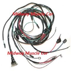 engine harness 64 65 Chevy Corvette 327 stingray roadster vet chevrolet