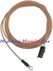 Fuel gas tank level sender sending unit Wire wiring harness 64-66 Chevy Truck