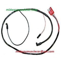 66 68 67 69 Ford Falcon v8 Engine Gauge Feed Wiring Harness Fairlane 66 67 BB