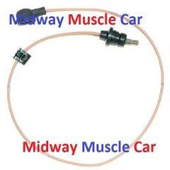fuel gas tank level sender sending unit wire wiring harness 78-81 Camaro T/A