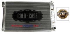 70-81 Pontiac Firebird Trans Am Cold-Case aluminum radiator auto trans # RFE19L