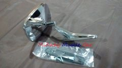 RH square outside door chevy side view mirror 68-69 Chevelle Camaro Impala