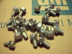 correct NEW oil pan bolt set Chevrolet 327 350 Chevelle camaro corvette 64-73