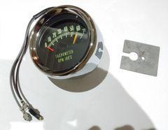 kneeknocker tachometer 66 Chevy chevelle malibu el camino 6200 rpm tach