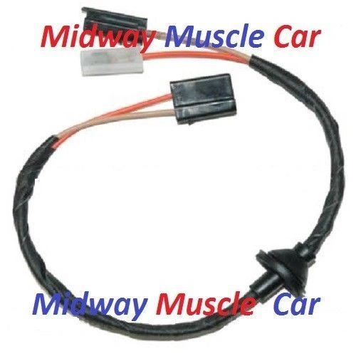 th400 turbo 400 transmission kickdown wiring harness chevy