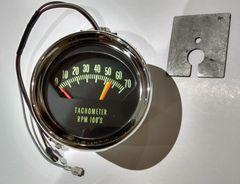 kneeknocker tachometer 66 Chevy chevelle malibu el camino 5600 rpm tach