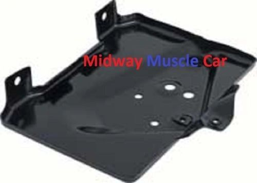 NEW battery tray 66 Chevy Chevelle El Camino Impala 67-69 Camaro Firebird