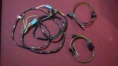 65 Ford Falcon Forward lamp Wiring Harness & headlight extensions Ranchero