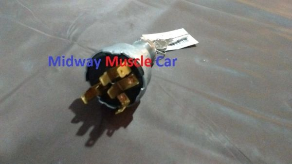 Rs W H on 1957 Chevy Ignition Switch Plug