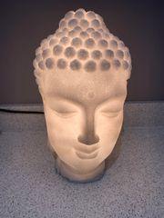 27cm Buddha head table lamp