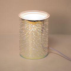 3D Electric Wax Melt Burner 14cm with light