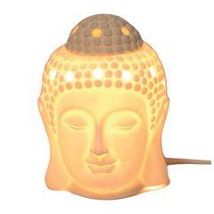 Buddha Electric wax melt burner 12.5cm with light