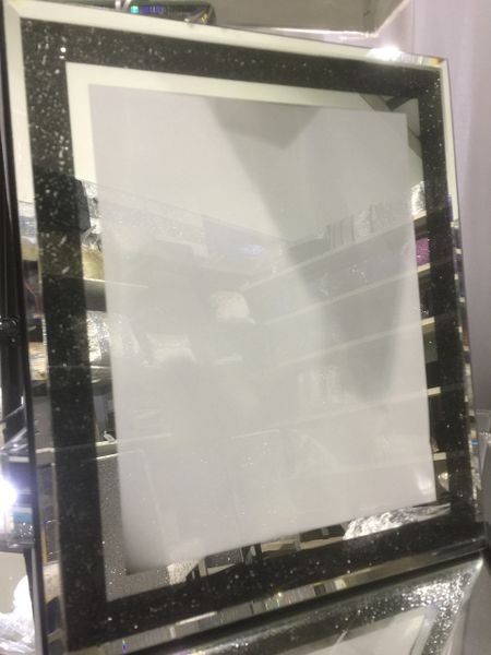 Beautiful black and mirror sparkle photo frame 8x10 inch | The ...