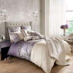 Beautiful Kylie at Home Marisa Mauve bedding