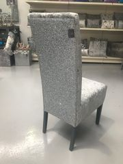 The Stunning Glitter Furniture Company Dining room chair/ bedroom chair