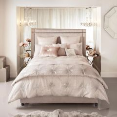 Beautiful Blush pink Vanetti Kylie At Home bedding options
