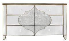 Stunning Dubai collection 6 drawer mirror cabinet