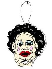 Scare Fresheners The Texas Chainsaw Massacre Pretty Women Mask Strawberry