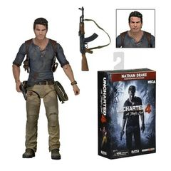 Neca Ultimate Uncharted 4 Nathan Drake