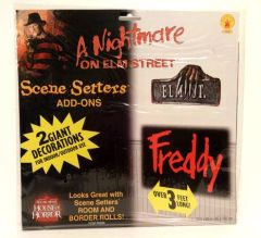 A Nightmare On Elm Street Freddy Krueger Scene Setters Add Ons