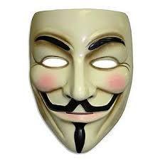 V for Vandetta Mask