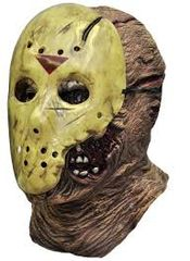 Friday The 13th Jason Deluxe Latex Overhead Adult Mask