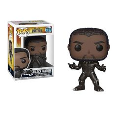 The Black Panther Funko Pop