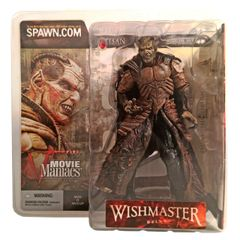 Wishmaster Djinn Figure