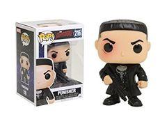 Daredevil The Punisher Funko Pop