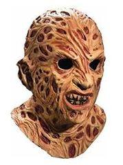 A Nightmare on Elm Street Freddy Latex Overhead Adult Mask