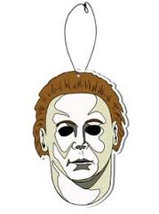 Trick or Treat Scare Fresheners Michael Myers Halloween H20 Vanilla Scent