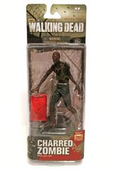 The Walking Dead Series 5 Charred Zombie