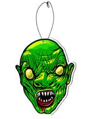 Trick or Treat Scare Fresheners Chud The Sewer Monster Strawberry Scent