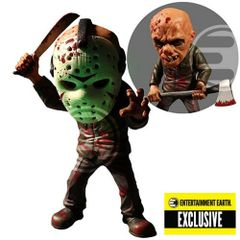 Friday the 13th Jason Glow In The Dark Mask EE Exclusive Action Figure