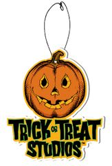 Trick or Treat Logo Scare Fresheners Cinnamon Scent