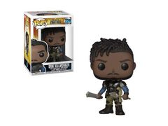 Eric Killmonger Black Panther Funko Pop