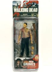 The Walking Dead Series 4 Deputy Rick Grimes Exclusive