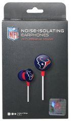 Houston Texans iHip Noise-Isolating Earphones