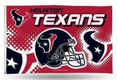 Houston Texans Rico 3 X 5 Banner Flag