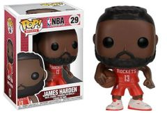 Funko POP! NBA Houston Rockets James Harden