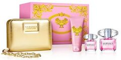 Versace Bright Crystal 3pc Gift Set