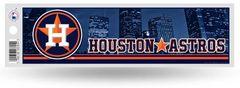 Houston Astros Rico Bumper Sticker