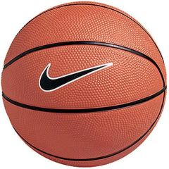 Nike Swoosh Mini Basketball 3 Orange