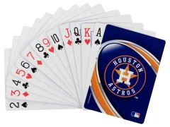 Houston Astros Playing Cards Hunter Style