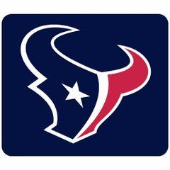 Houston Texans Neoprene Mouse Pad