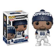 Funko Pop! NFL Dallas Cowboys Dez Bryant Vinyl Figure #69
